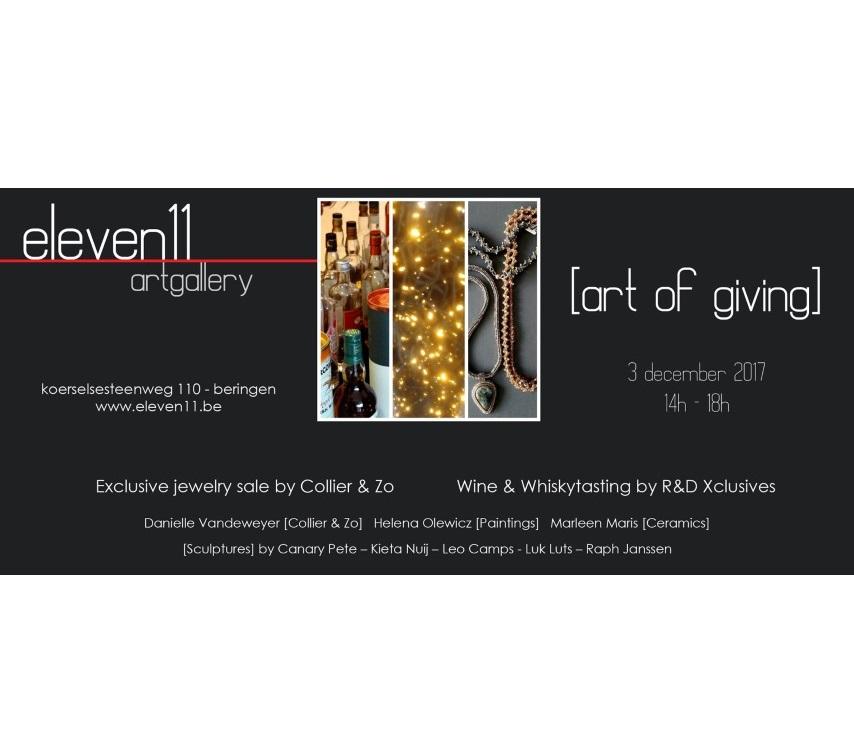 [art of giving]